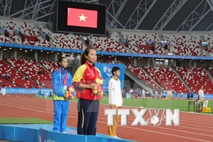 ASEAN ParaGames: Vietnam pockets more golds