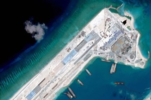 Philippines officially protests China's test flights in East Sea