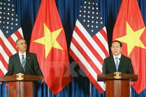 Vietnam - US relations' development to comprehensive partnership