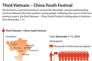 Vietnamese, Chinese youngsters boost friendship
