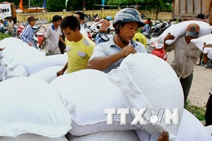 Drought-hit localities to receive aid ahead of Lunar New Year