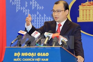 Vietnam requests ICAO correct Sanya FIR map in East Sea