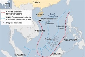 PCA's ruling: China has no historic rights in the East Sea