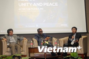 Seminar discusses post-PCA peace, unity in ASEAN