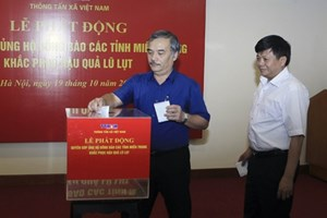 More aid for flood victims in central region