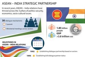 ASEAN - India Strategic Partnership