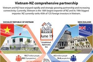 Vietnam-New Zealand comprehensive partnership