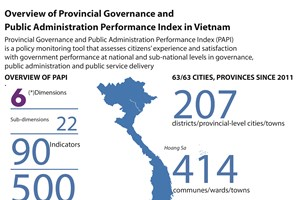 Overview of PAPI in Vietnam