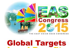 Vietnam to host 5th East Asian Seas Congress