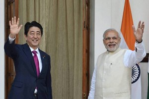 India, Japan urge avoidance of unilateral action in East Sea
