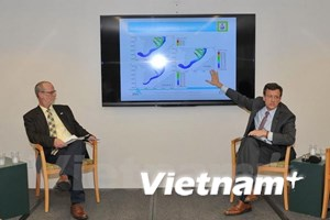 US experts propose measures to address drought in Mekong Delta