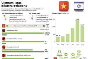 Vietnam-Israel bilateral relations