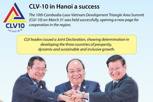 CLV-10 in Hanoi a success