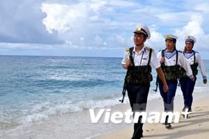 Researchers present Vietnam island proof