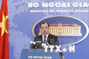 Vietnam opposes all sovereignty violations: Spokesman
