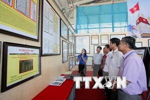 Quang Tri celebrates World Oceans Day with exhibition on islands