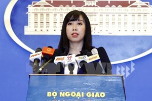 Vietnam objects to Taiwan's live-fire drill in Truong Sa