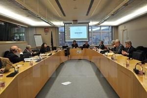 Seminar on East Sea held at European Parliament