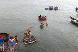 Soldiers of ancient Hoang Sa Flotilla commemorated