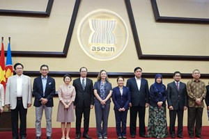 ASEAN-US Joint Cooperation Committee holds ninth meetings