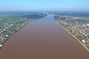 Training workshop on Mekong Delta Plan takes place in Can Tho