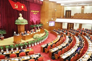 Party Central Committee issues resolution on salary policy reform
