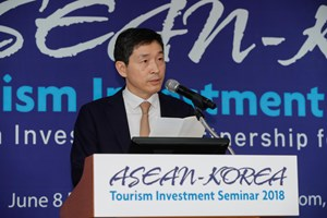 ASEAN boosts RoK's investment in tourism