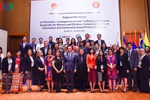 Regional workshop on human trafficking prevention