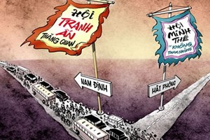 Caricature contest responds to fight against corruption