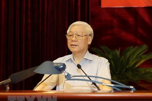 Anti-corruption a long-term task: Party chief