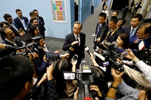 China proposes principles for future EAS development