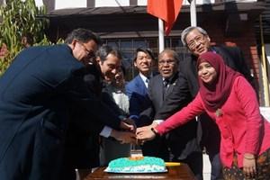 Vietnamese embassy hosts ASEAN anniversary celebration in Chile