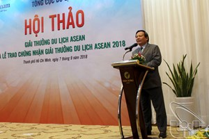 Seminar on ASEAN tourism awards 2018 held in HCM City