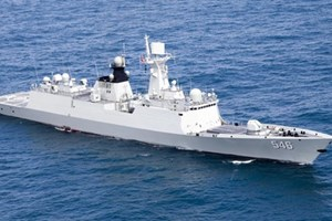 ASEAN, China hold first-ever maritime exercise