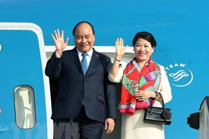 Prime Minister leaves for 33rd ASEAN Summit in Singapore