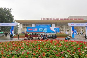 DPRK-USA Hanoi Summit – a fantastic time to promote Vietnam
