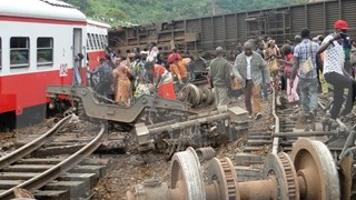 Sympathies offered on heavy losses in Cameroon train crash