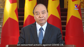 Vietnam stands in solidarity with other countries to combat Covid-19