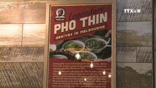 Famous Hanoi noodle restaurant opens franchise in Melbourne