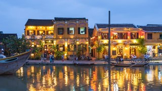 Hoi An bustling once more following weeks of social distancing