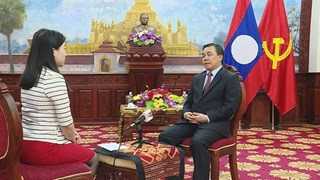 Lao ambassador hails leadership of Communist Party of Vietnam