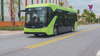 HCM City gets green light to trial electric buses