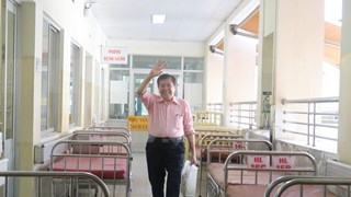 15th Covid-19 patient in Vietnam discharged from hospital