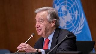 The UN Secretary - General's message on UN Day