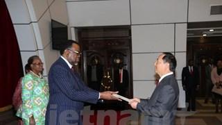 Vietnam treasures ties with Namibia: Ambassador