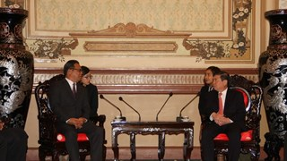 HCM City desires stronger cooperation with Micronesia