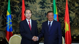 President concludes State visit to Ethiopia