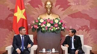 NA supports ties between CPV, Kazakhstan's Nur Otan Party