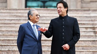 Malaysian, Pakistani PMs hold talks to boost bilateral ties