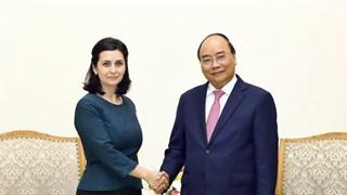 PM hosts Bulgarian, Uruguayan ambassadors